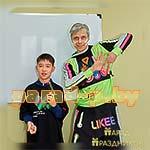 Сэлфи с аниматором Блогером Ютуб Тик-Ток Вечеринки