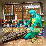 Аниматор Черепашка-Ниндзя на детском празднике
