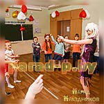 Аниматор Диско Вечеринки на детском празднике