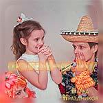 Аниматор Гавайской Вечеринки на детской вечеринке