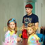 Аниматор Пижамной Вечеринки на детском дне рождении