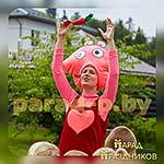 Аниматор Свинка Пеппа на детском празднике