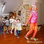 Аниматор Щенячий Патруль на детской вечеринке