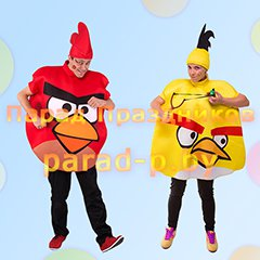Angry Birds аниматоры Минск