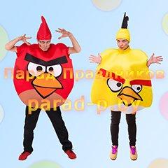 Angry Birds аниматоры на детский праздник Минск