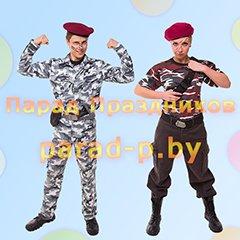 Спецназ аниматоры на детский праздник Минск
