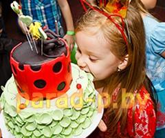 Торт в Минске на день рождения