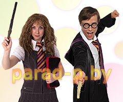Аниматоры Гарри Поттер и Гермиона в Минске на выпускной в школе
